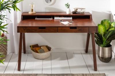 Íróasztal Freddo 120 cm akácfa