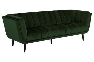 Háromszemélyes kanapé Raquel zöld
