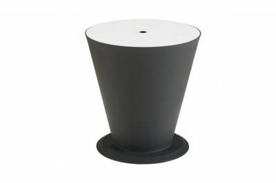 Kerti asztal HIGOLD - ICOO Black/White