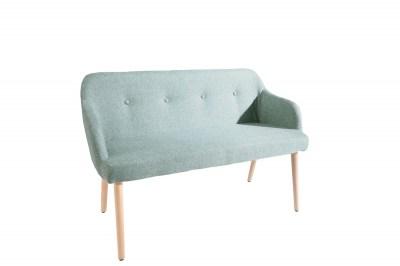 Dizajnová lavica Sweden limetková