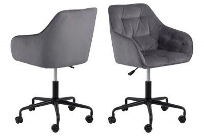 Irodai szék Alarik sötétszürke