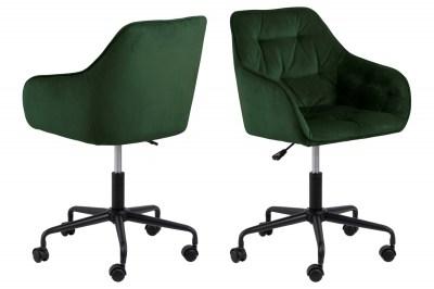 Irodai szék Alarik zöld