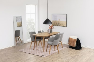 Étkezőasztal Naiara 150 cm tölgy