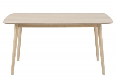 Étkezőasztal Naiara 150 cm tölgy fehér