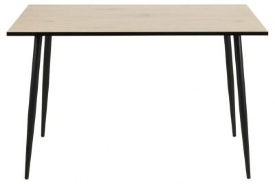 Étkezőasztal Nayeli 120 cm fehér vad tölgy