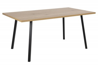 Étkezőasztal Neave 160 cm vad tölgy