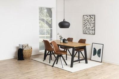 Étkezőasztal Neel 220 cm vad tölgy
