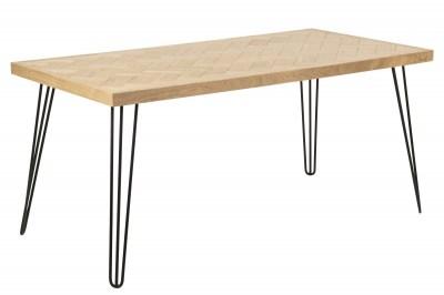 Étkezőasztal Neila 160 cm hamu