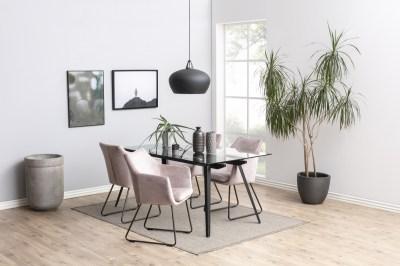 Étkezőasztal Neima 180 cm üveg