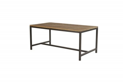 Étkezőasztal Nikeesha 180 cm szilfa