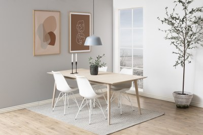 Étkezőasztal széthúzható Nadia 200/300 cm tölgy