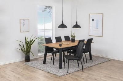 Étkezőasztal bővíthető Nadida 200/290 cm furnérlemezek