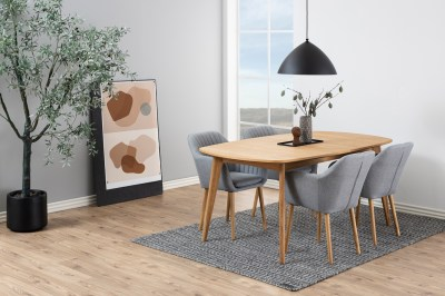 Étkezőasztal bővíthető Nahla 180/270 cm tölgy