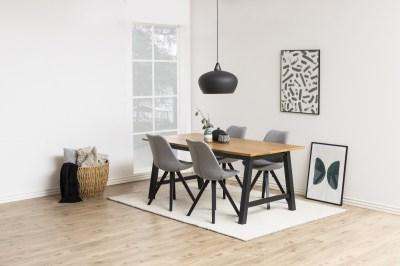 Étkezőasztal bővíthető Neel 220/310 cm vad tölgy