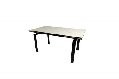 Étkezőasztal bővíthető Neema 120/200 cm üveg