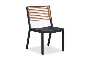 Kerti étkező szék HIGOLD - York Dining Chair Black/Black