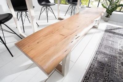 Luxus ülőpad Massive 200 cm akácia
