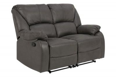Luxus dupla fotel Nissa - szürke