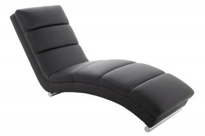 Luxus relax fotel Nana - fekete