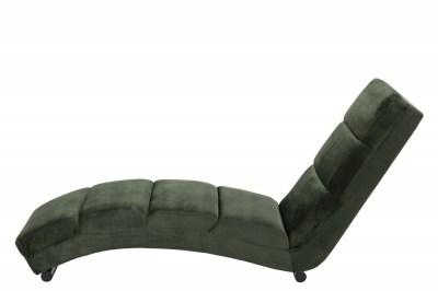 Luxus relax fotel Nana - erdei zöld