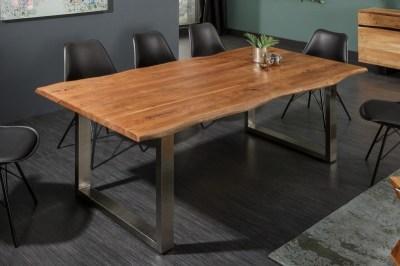 Étkezőasztal Massive 180 cm - asztallap 35 mm - akácia honey