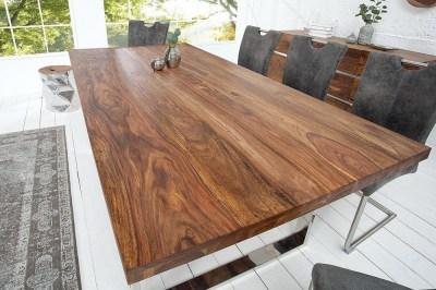 Luxus étkezőasztal Flame 200 cm masszív