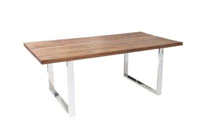 Luxusný jedálenský stôl Flame 200cm z masívu