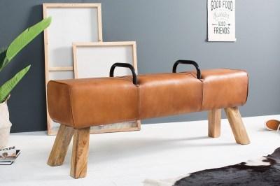Ülőpad Horse valódi bőr