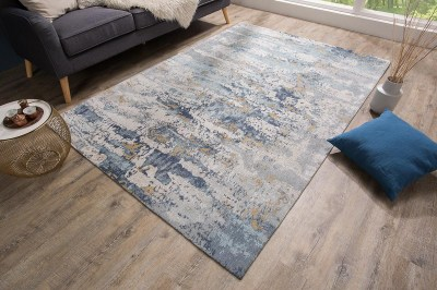 Dizajnový koberec Jakob 240x160 modrý