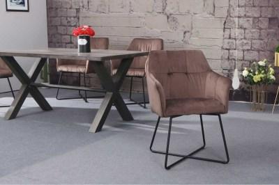 Stílusos szék Giuliana cappuccino