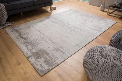 Dizajnový koberec Rowan 240x160 svetlobéžový sivý