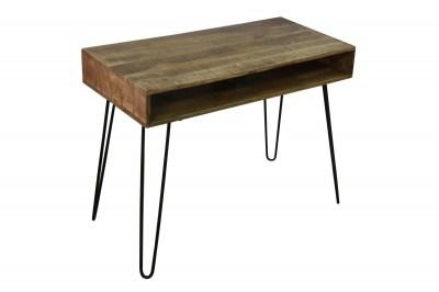 Stílusos íróasztal Felix 100 cm, mangó