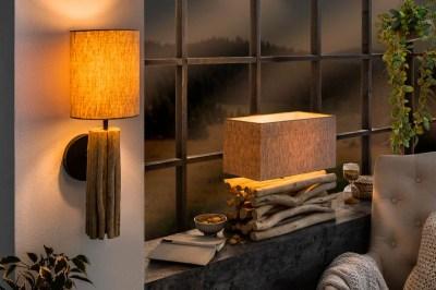 Stílusos asztali lámpa Sarai II