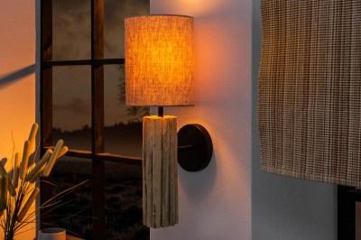 Stílusos fali lámpa Sarai II
