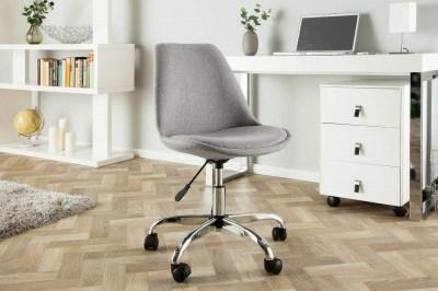 Irodai szék Sweden - világos szürke