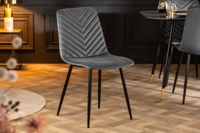 Design szék Argentinas szürke