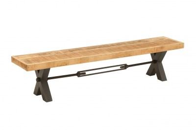 Luxusná lavica Thunder 200 cm / mango