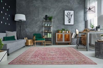 Dizajnový koberec Oriental 240x160 cm / antická červená