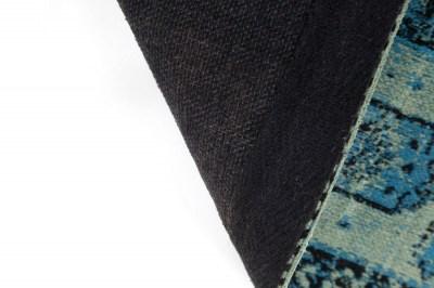 Dizajnový koberec Lessie II 240x160 cm / modrá