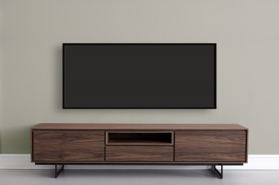 Modern TV asztal Aage - dió