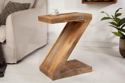 Oldalsó asztal Adalet Z 45 cm Mangó