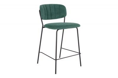 Stílusos bár szék Rosalie zöld