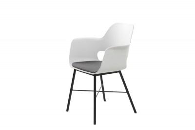 Stílusos fotel Jeffery fehér