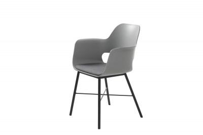 Stílusos fotel Jeffery szürke