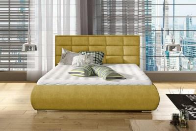 Stílusos franciaágy Carmelo 160 x 200 - 6 színes változat