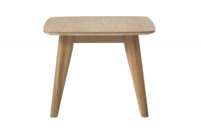 Stílusos oldalsó asztal Rory 60 x 60 cm