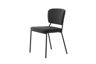 Stílusos szék Alissa szürke