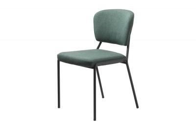 Stílusos szék Alissa zöld