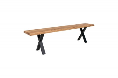 Stílusos ülőpad Jonathon 180 cm natúr tölgy