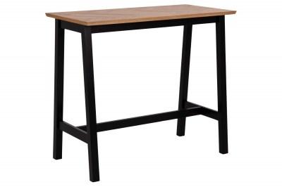 Stílusos bárasztal Nazy 120 cm világos tölgy